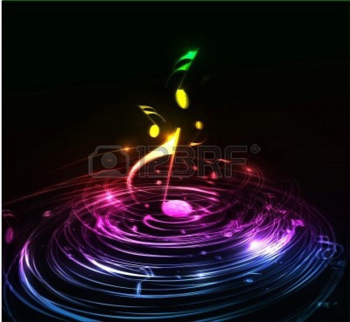 Music Colorful Headphones Desktop Laptop Wallpaper colours ...
