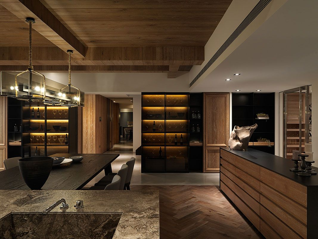 Interieur interior interior design en room - Interieur eclectique grove design ...