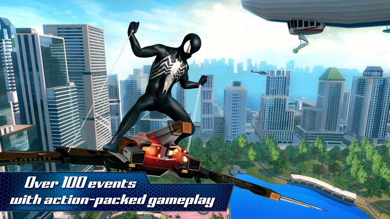 the amazing spider-man 2 apk v1.0.0 official + data | free 4 phones