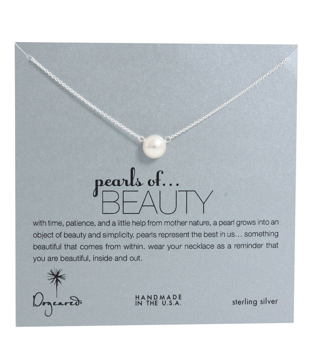 Beauty at All Times: Pearl Necklaces