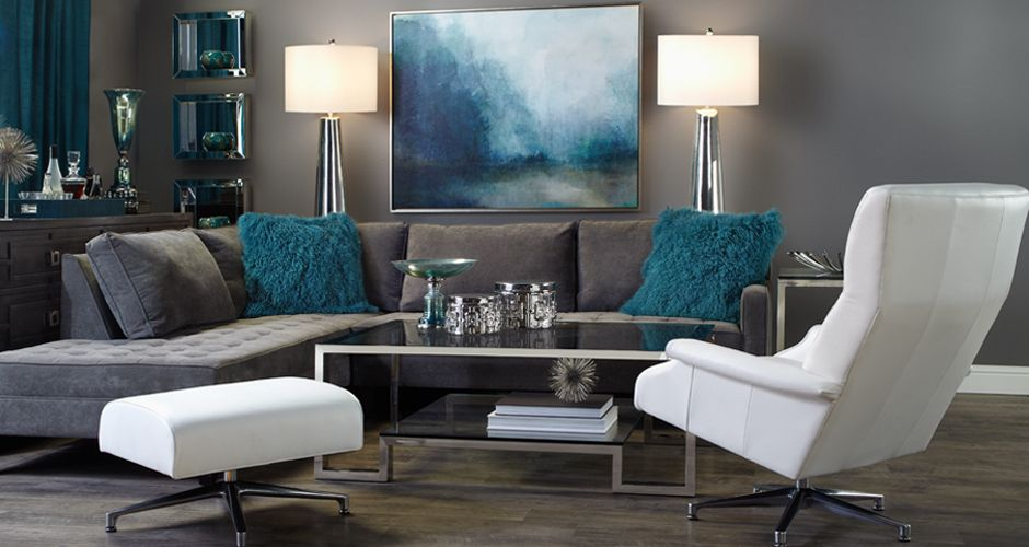 Elegant Awesome Living Room By Zgallerie