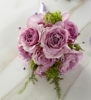 If You Are Looking To Complement Your Lavender Dress With A Soft Styled Corsage Then You Must Prom Flowers Same Day Flower Delivery