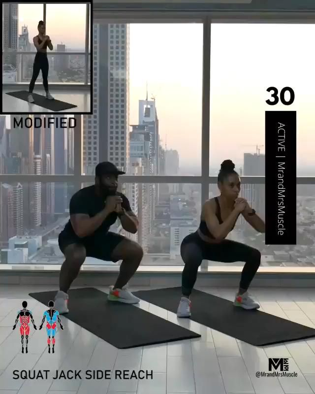 Sweaty Cardio Workout at Home and Gym