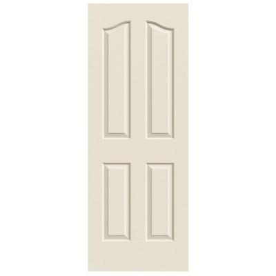 Provincial Primed Textured Molded Composite MDF Interior Door Slab