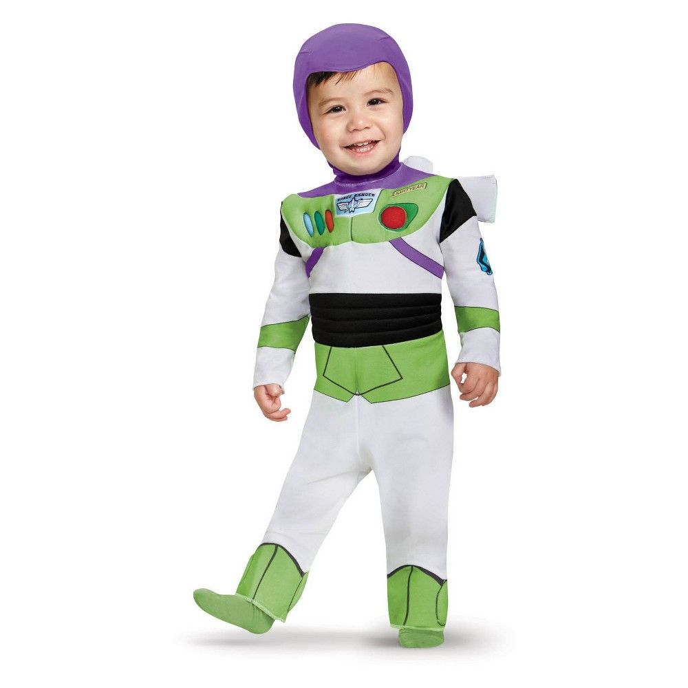 Toy Story Buzz Lightyear Deluxe Infant Costume