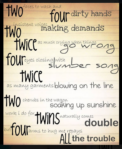 Twin Poem Hope You Enjoy Brought To You By Www