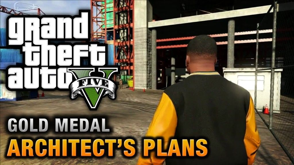Architect S Plans Walkthrough And Gameplay In Gta 5 How To Plan Gta Gta 5