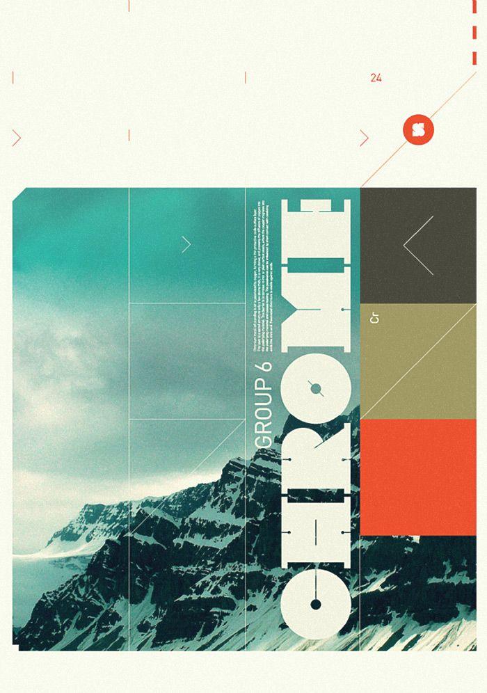 svalbard — typography