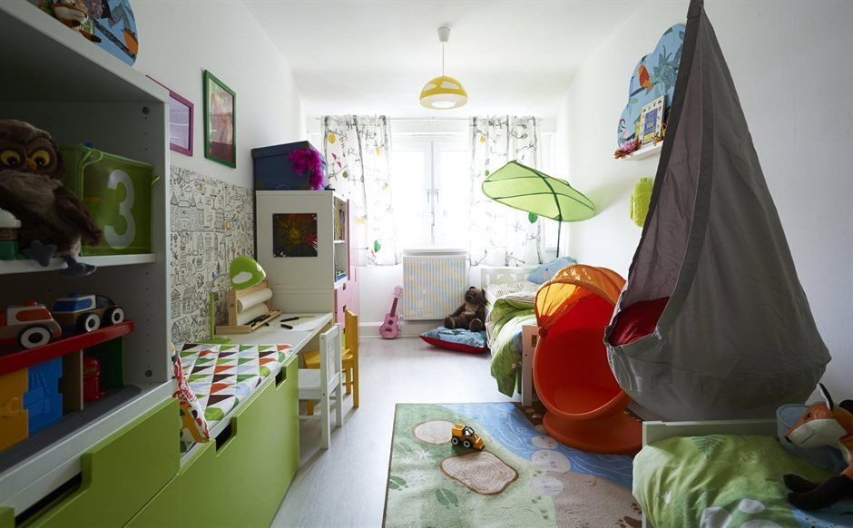 So schaffst du ein fröhliches Kinderzimmer.