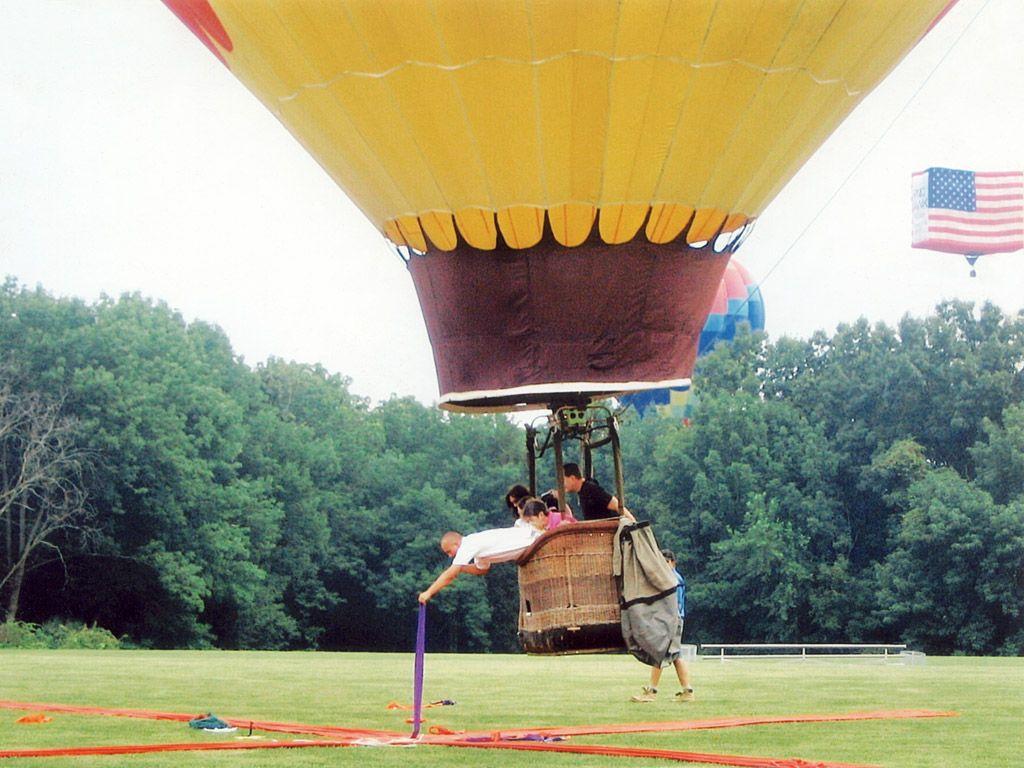 Albuquerque Hot Air Balloon Rides in New Mexico by Apex