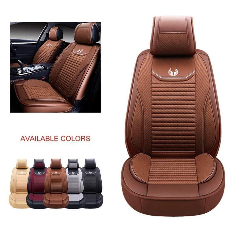 Top 10 Best Leather Car Seat Covers In 2020 Reviews Go On Products Leather Car Seat Covers Leather Car Seats Car Seats