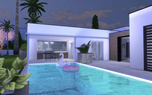 Villa Hanapinya Found in TSR Category 'Sims 4 Residential