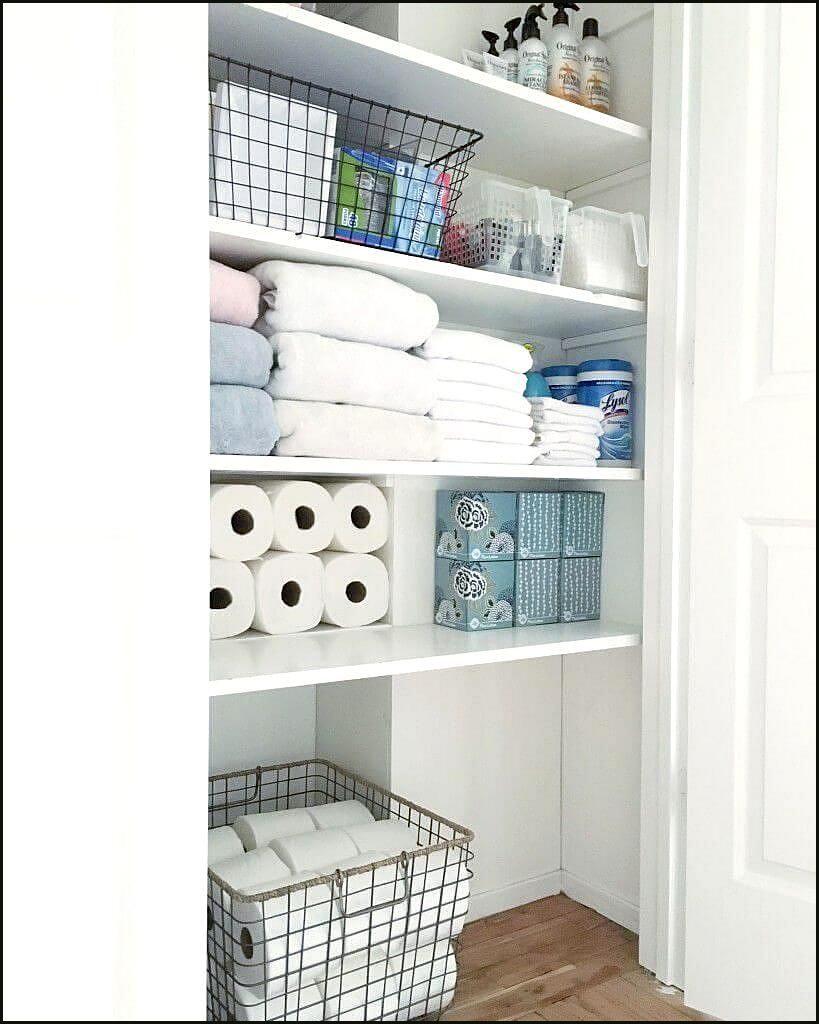 Organisieren Next Future Home Organisieren Next Future Home Effekti Aufbewahrung Fur Kleines Badezimmer Badezimmerorganisation Wascheschrank Organisation