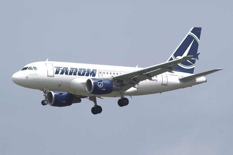 Tarom A318 Commercial Aircraft Aircraft Airbus