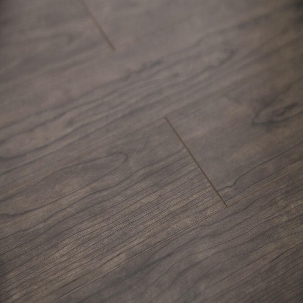 Dekorman Gray Maple 12 mm Thick x 4.96 in. Wide x 48 in