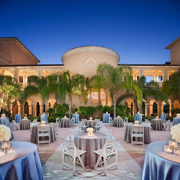 Outdoor Wedding Ceremony Orlando: Citrus Garden, A Beautiful Outdoor Function Space Ideal