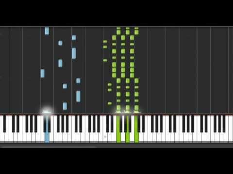 Super Mario Bros Piano Star Theme Piano Tutorial Piano