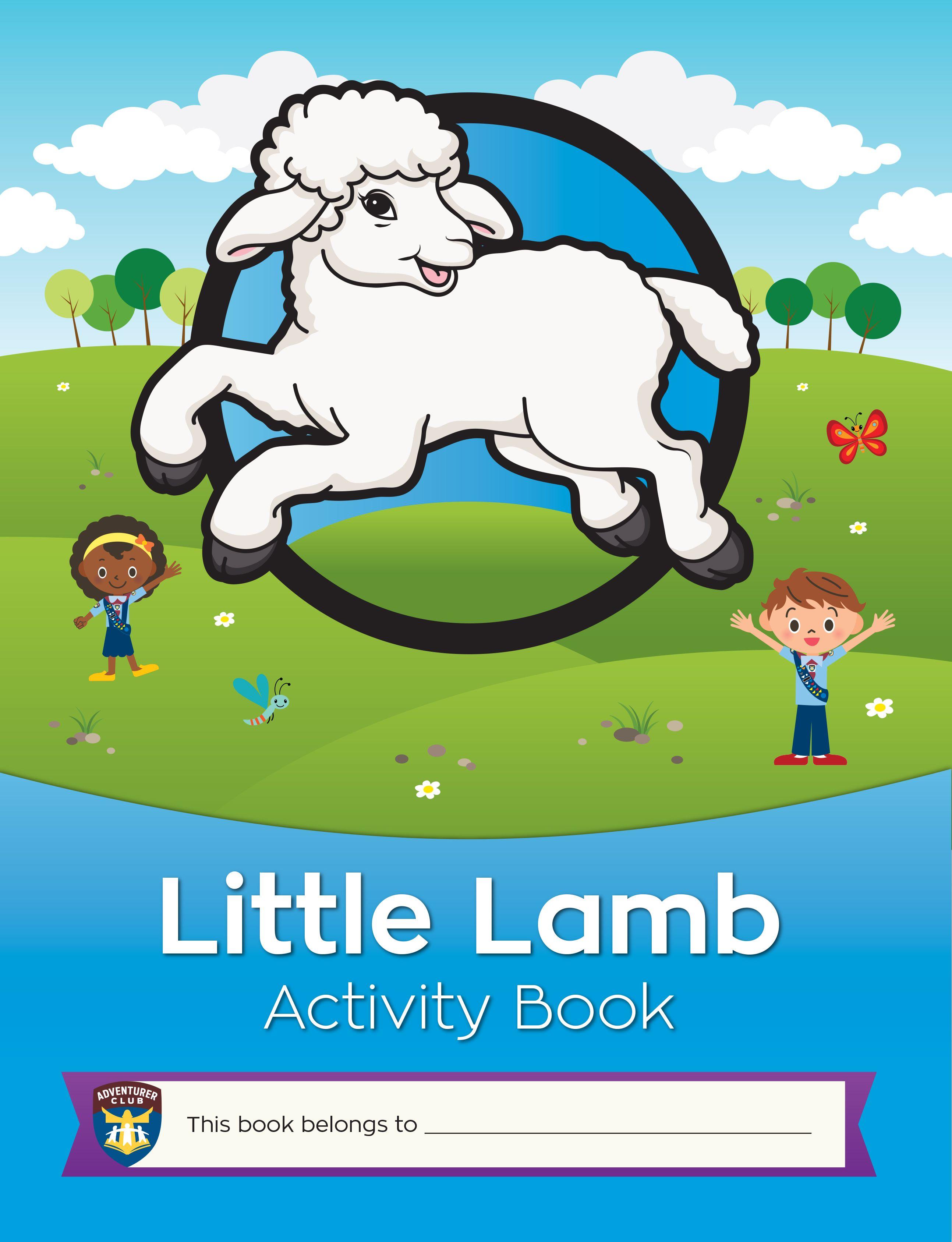 little lambs workbook