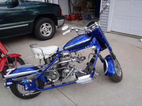 Cushman Eagle Cushman Eagle Ebay Cool Crazy Mopeds And