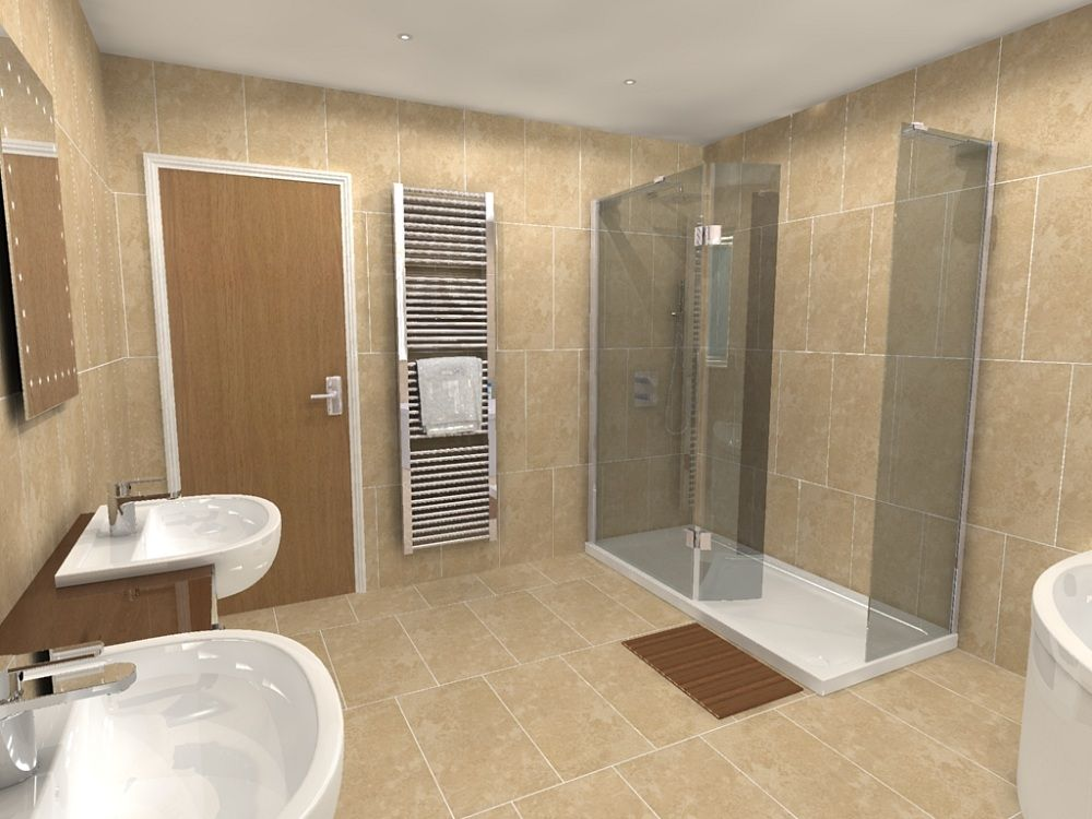 Clever Shower Room Designs Portraits | Interior Design | Pinterest ...