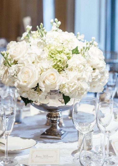 Wedding reception centerpiece idea; Featured Photographer: Ann-Kathrin Koch Photography
