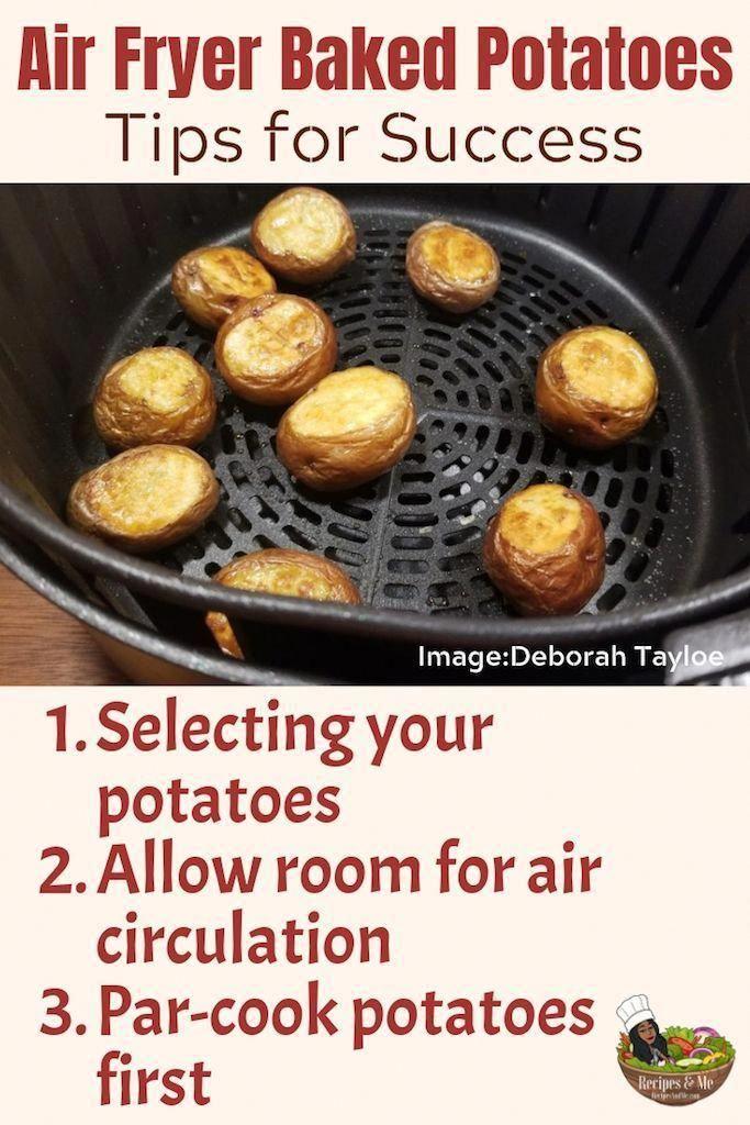 top 10 air fryers airfryerguide Air fryer baked potato