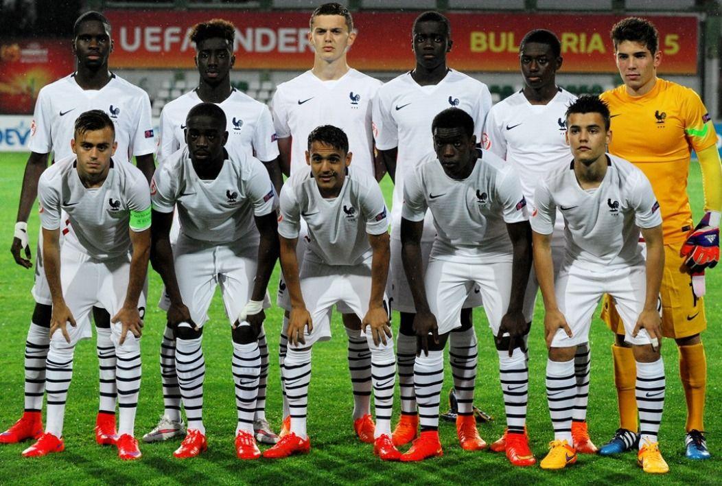 Euro U17 les cinq miniBleus qu'il faut suivre Équipe