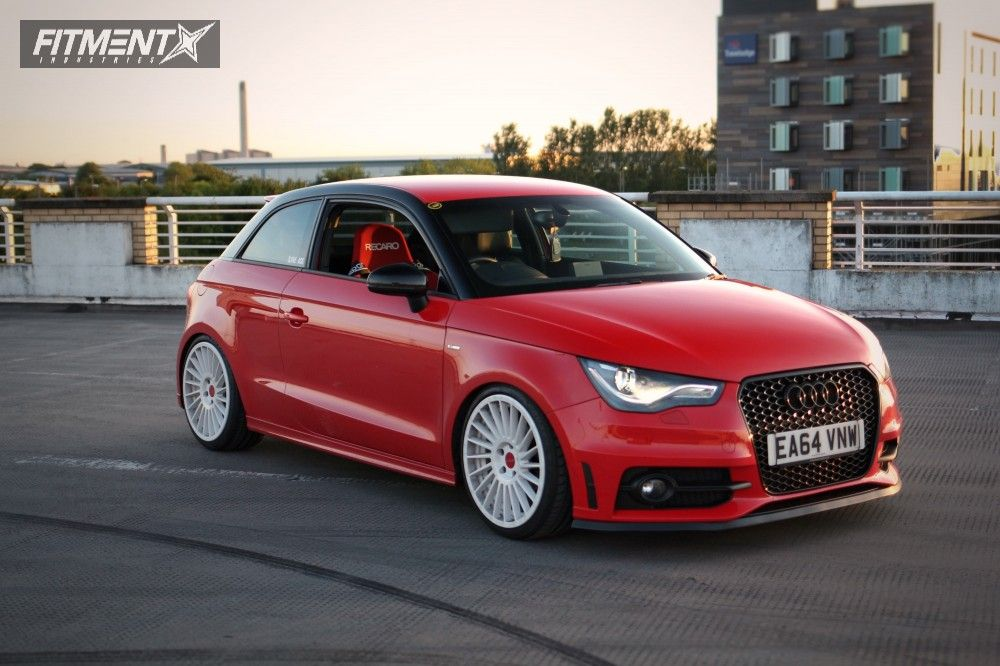 1 2014 A3 Audi St Coilovers Rotiform Ind T White Www