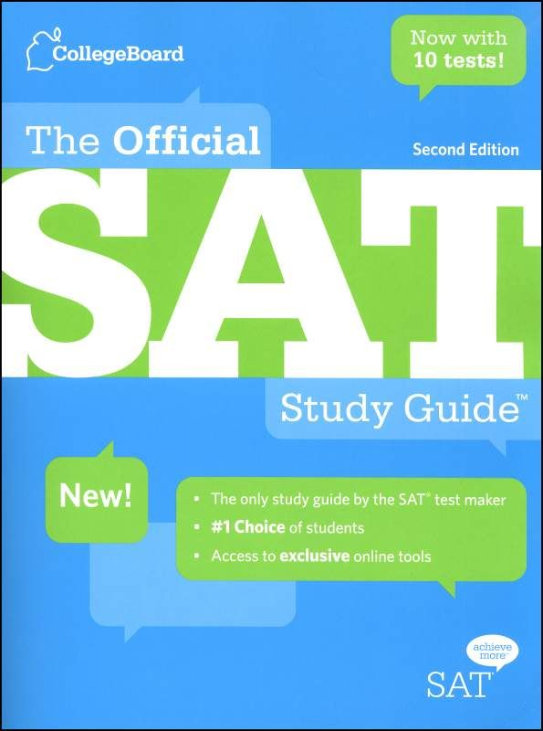 Best Sat Prep Book 2020.Pin On Sat Act