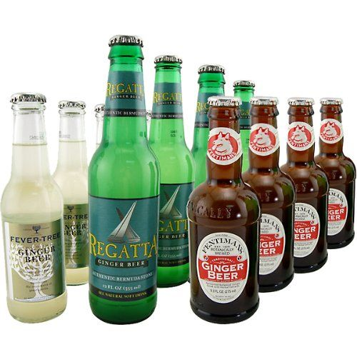 Premium Ginger Beer Sample Pack - Set of 12