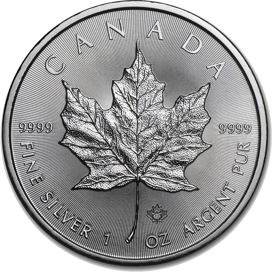2014 Canadian Arctic Fox 1 5oz Silver Coin Silver Maple Leaf Silver Bullion Bullion Coins