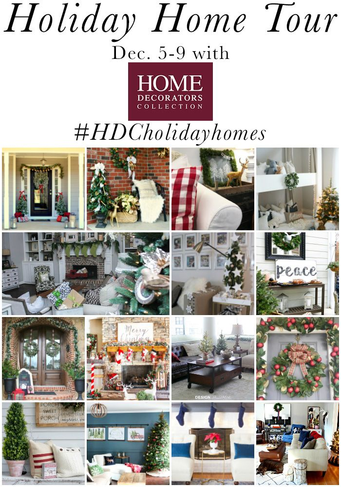 Check out this holiday home tour with @HomeDecorators! With 16
