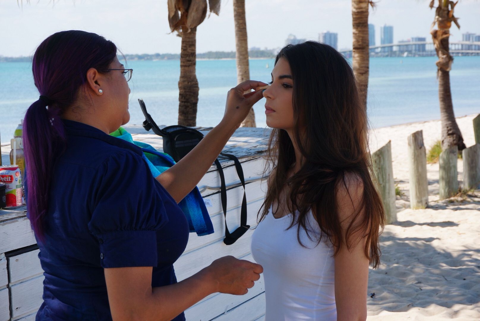 Hair and makeup by khadine hair makeup beauty miami