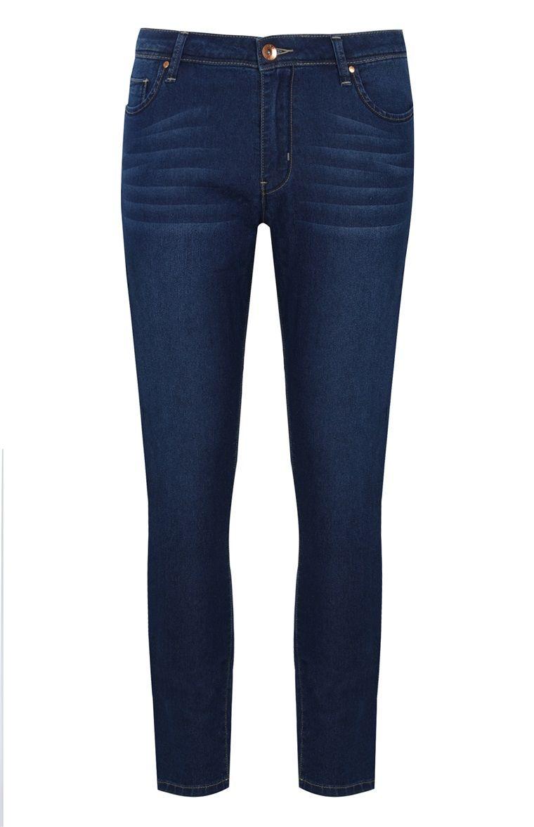 Primark - Jeans skinny blu scuro