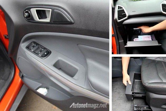 Storage Ford EcoSport Autonetmagz Review
