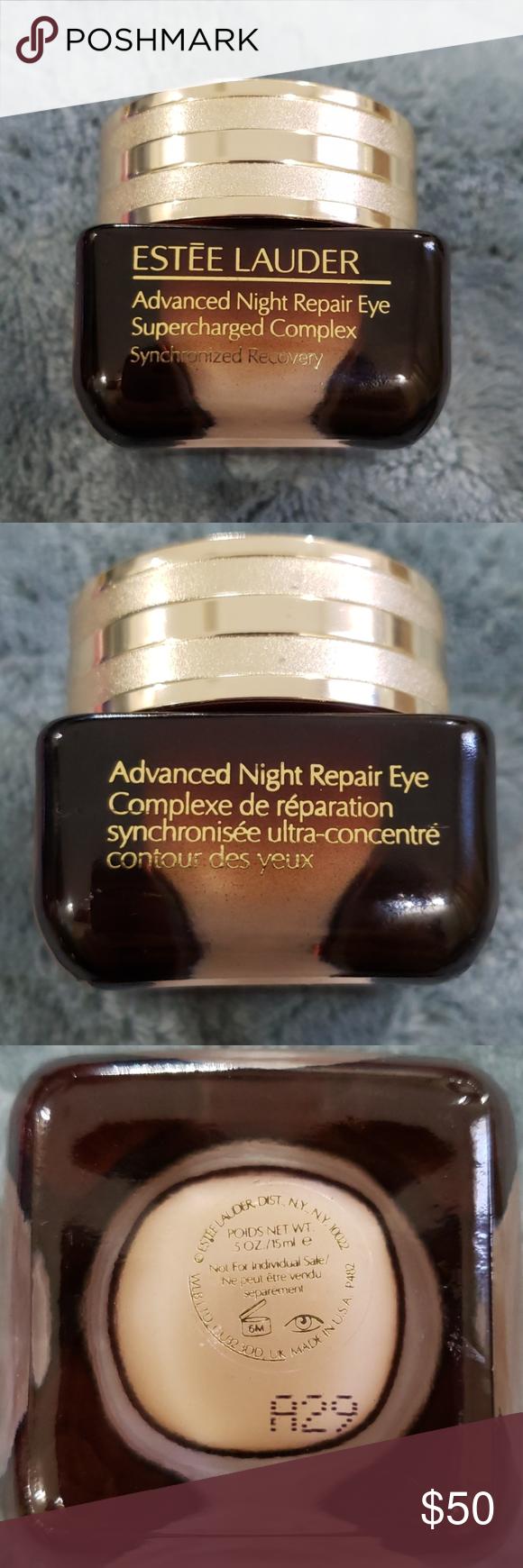 Eye Creams I just added this listing on Poshmark Estee Lauder Advanced Night Repair Eye Cream 05oz
