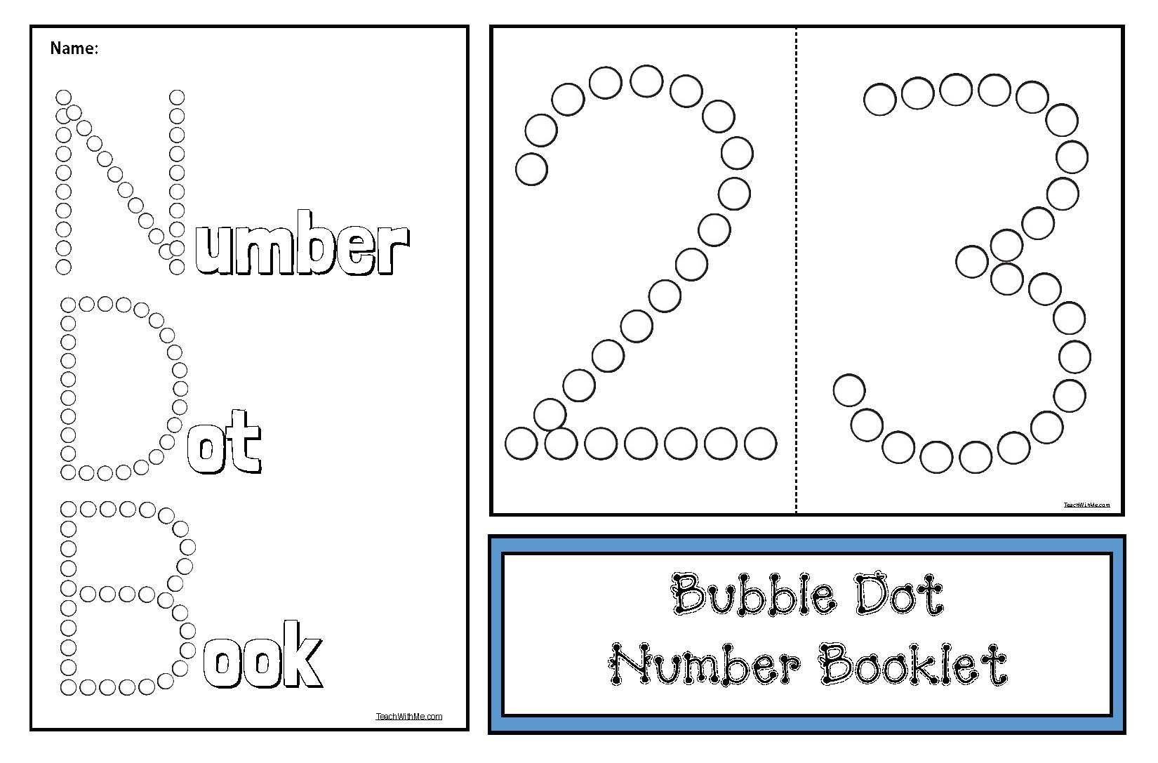 Activities For Learning Numbers 0 10
