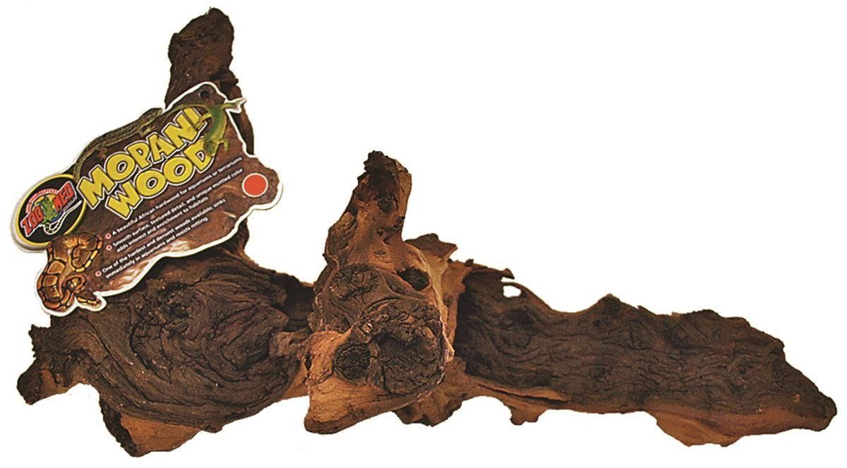 Reptile mopani wood natural large mwl in products