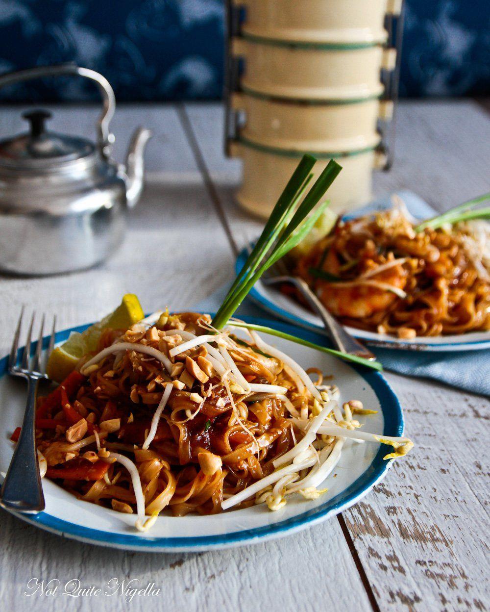 An Authentic Pad Thai The Pursuit Of A Recipe Super Stir Fry S