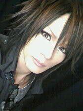Minase, D=out- Love the dark hair!!