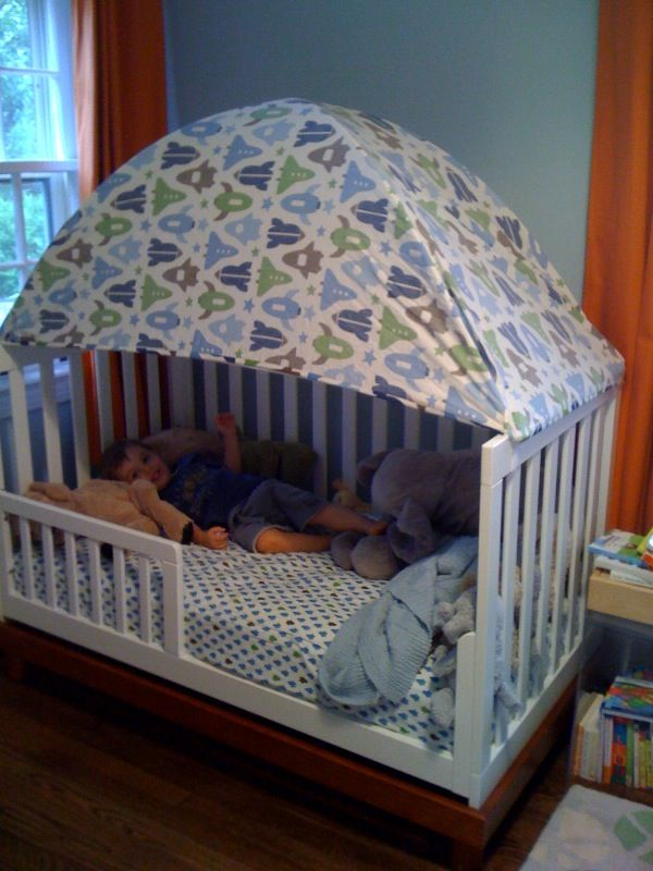 Toddler Bed Tent Part - 15: Toddler Bed Tent