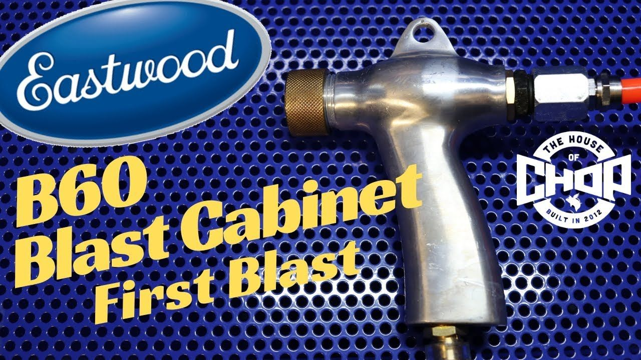 Blast of the Future NEW Eastwood B60 First