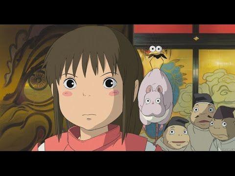 El Viaje De Chihiro Pelicula Completa En Espanol Latino Studio Ghibli Characters Ghibli Museum Anime Movies