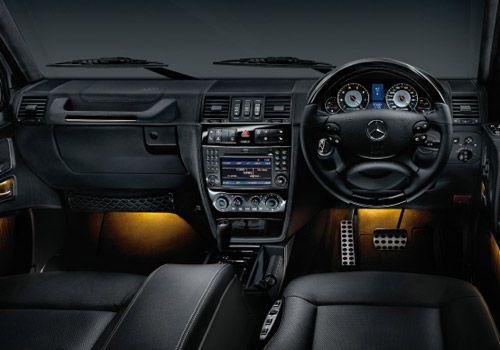 Mercedes G Class Black Interior Mercedes Benz G Class