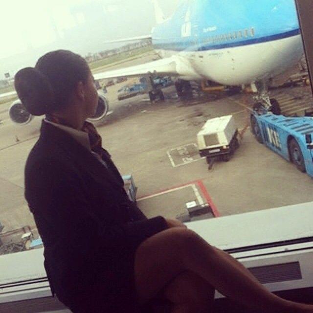 Stewardess tumblr