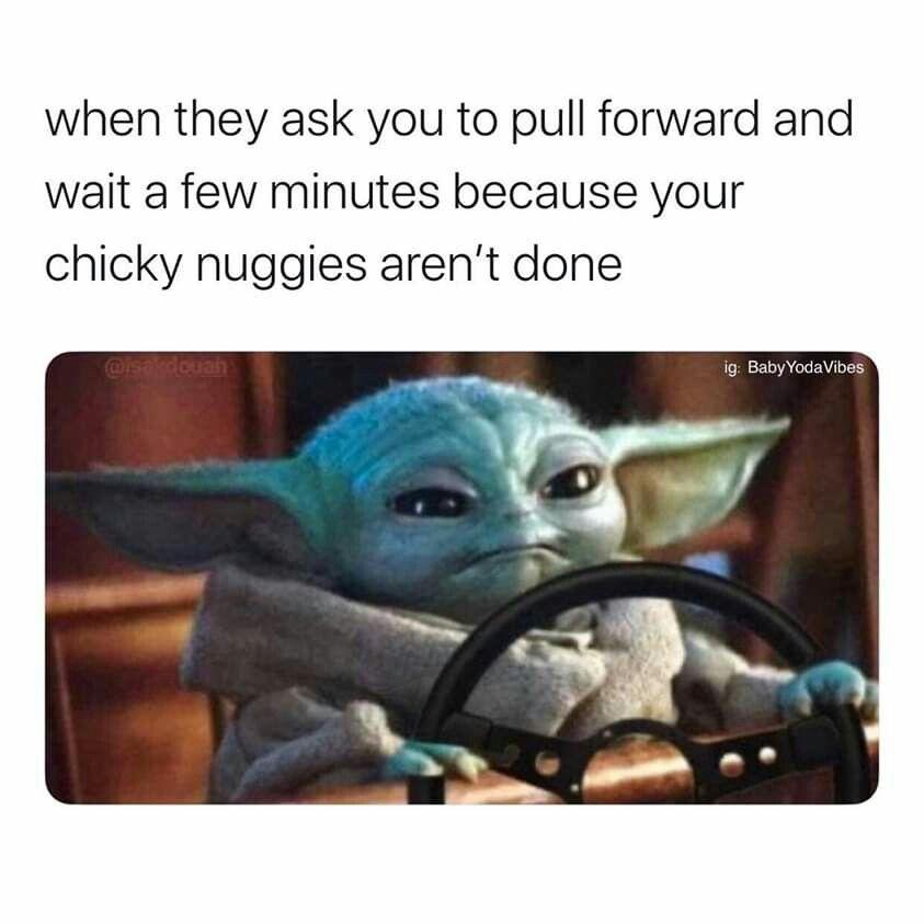 Pin By Olwen Davis On Baby Yoda Yoda Meme Yoda Funny Funny Memes