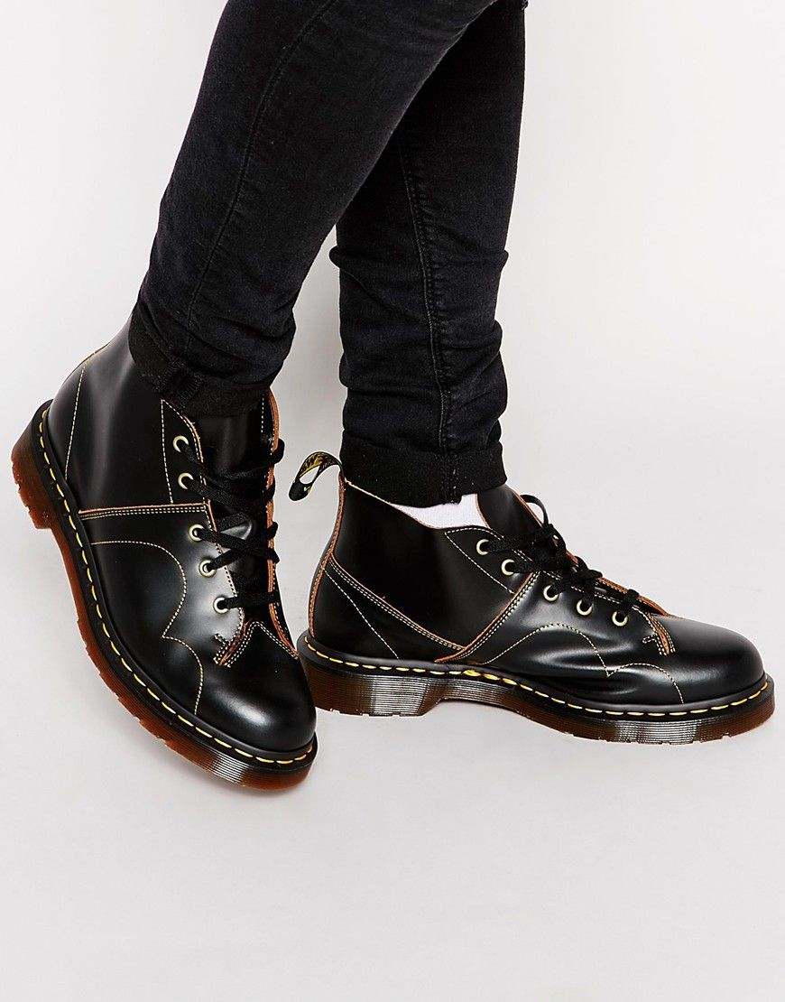 00f9e29fd1f Dr Martens Monkey Boots