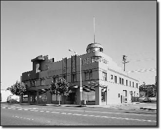 The History Of Galleria Dimaio Building Hollywood Homes Los Angeles Santa Monica