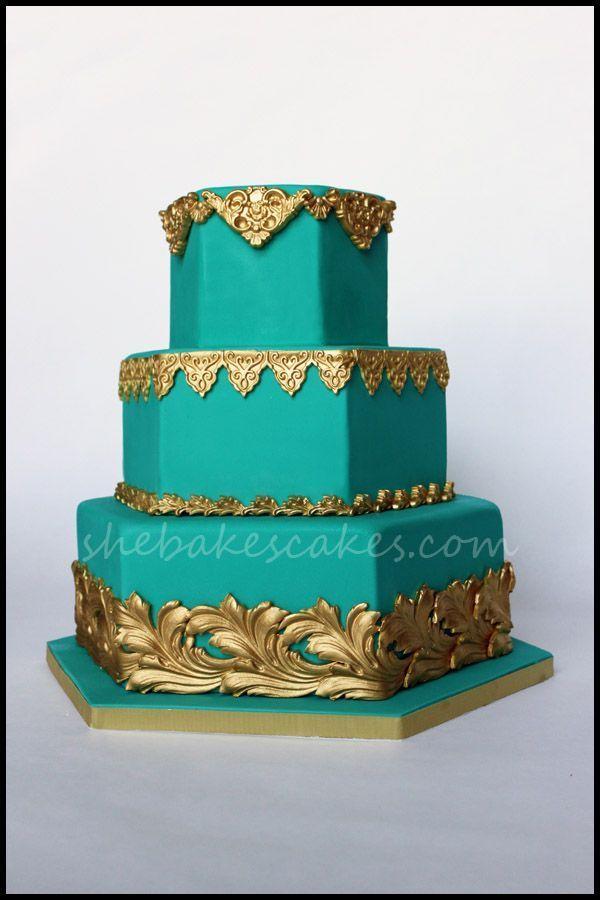 Princess jasmine wedding cake   Disney Cakes   Pinterest ...
