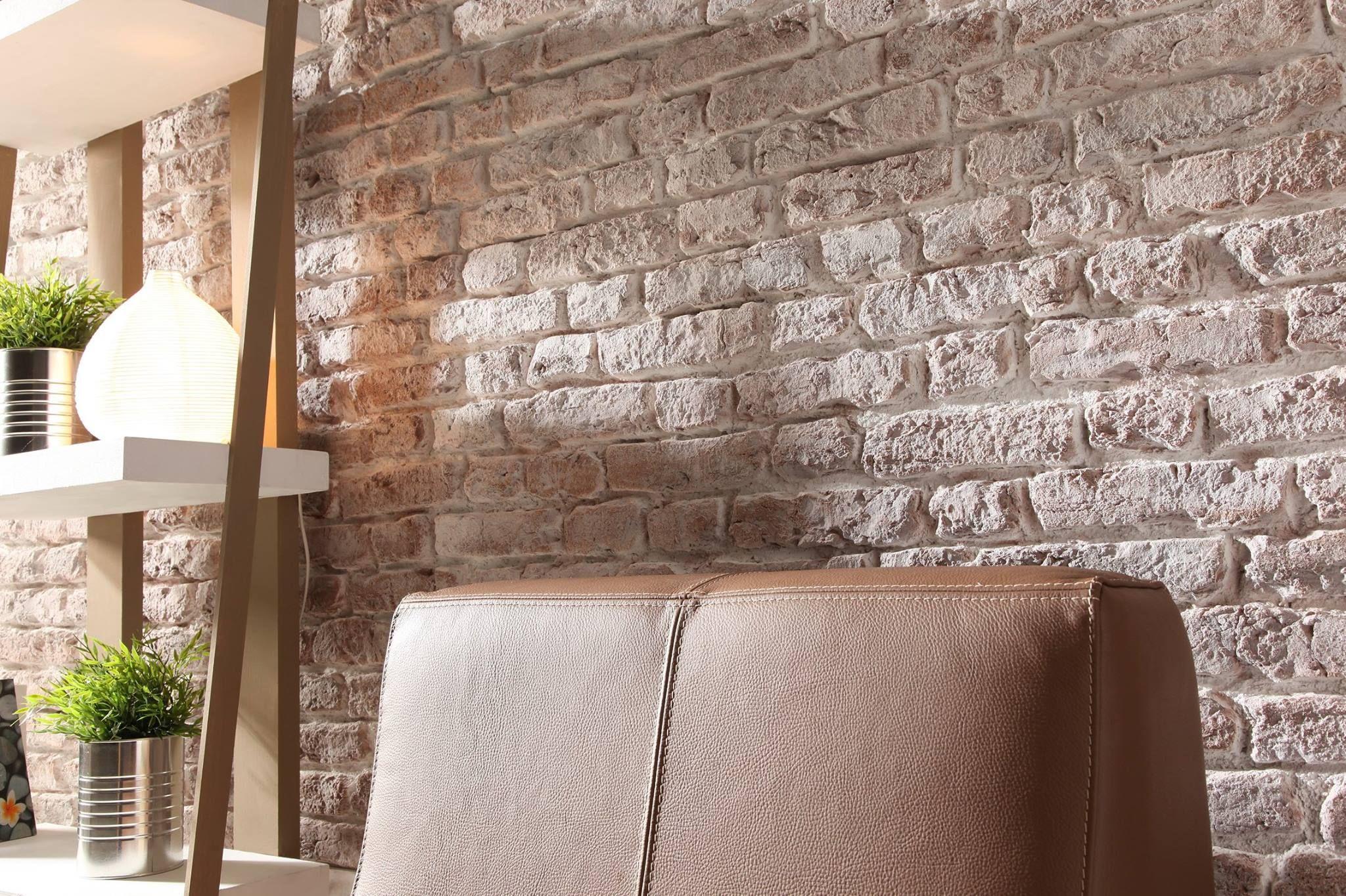 hier wurde unsere ladrillo loft aus der serie brick als steinwand im wohnzimmer eine gute wahl um ihr haus ein zuhause zu machen materials pinterest - Steinwand Im Haus